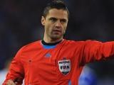 Матч за Суперкубок УЕФА обслужит Дамир Скомина