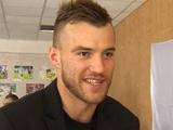 Андрей ЯРМОЛЕНКО: «В 13 лет хотел бросить футбол»