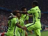 Лига чемпионов. 1/2 финала. «Барселона» — первый финалист турнира