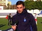 Георгий Бущан: «Хотелось не пропустить и показать хорошую игру»