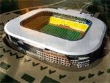 Новый стадион «Черноморца» откроется в сентябре 2011 года