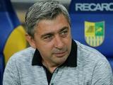 Александр Севидов: «Разговариваю с Макаренко каждый день...»
