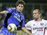 «Крымтеплица» — «Динамо» — 0:1. Отчет о матче