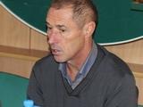 Олег Таран уйдет из «Металлурга», если команда вылетит в первую лигу