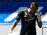 Андрей Лунин: «Реал» был сильнее «Атлетико», но в футболе побеждает тот, кто больше забил»