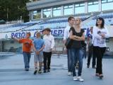 Дети-сироты в гостях у «Динамо» (ВИДЕО)