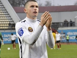 Андрей ЦУРИКОВ: «Ушел в «Металлург», чтобы вернуться в «Динамо»