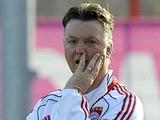 Луи ван Гал: «Нам нужно подготовиться ко второму месту»