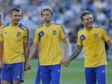 В Топ-10 самых дорогих и популярных звезд украинского шоу-бизнеса — три футболиста