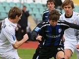 «Заря» — «Черноморец» — 0:1. После матча