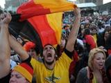 В Германии приняли кодекс поведения футбольных болельщиков