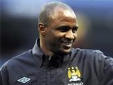 Патрик Виейра: «Хочу остаться в «Манчестер Сити»