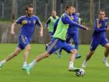 ФОТОрепортаж: открытая тренировка сборной Украины (40 фото)