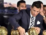 Роналду дарит «Золотые мячи» всем посетителям его отелей