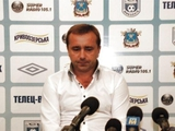 Наставник «Николаева» будет уговаривать футболистов играть за минимальную зарплату