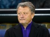 Мирон Маркевич: «Нужно через футбол показать, что все у нас в стране хорошо»
