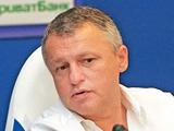 Игорь СУРКИС: «Давайте в любом случае не будем делать выводов сразу после матча»