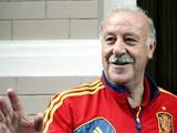 Дель Боске продлил контракт со сборной Испании до 2016 года