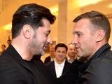 Андрею Шевченко грозит штраф в 2 тысячи лари
