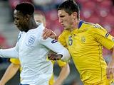 Евро-2011 (U-21): молодежная сборная Украины расходитя миром с Англией (ВИДЕО)