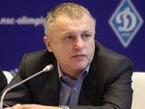 Игорь СУРКИС: «Не ждите сенсации – Блохин остается главным тренером»