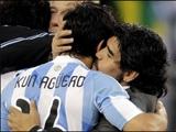 Диего Марадона: «Агуэро должен играть за «Реал»