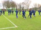 «Динамо U-19» провело тренировку в Амстердаме (ВИДЕО)