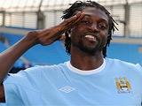«Манчестер Сити» готов отпустить Адебайора на правах свободного агента
