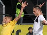 Австрия — Украина — 3:2. Отчет о матче