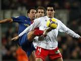 Испанцы играют в футбол руками