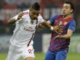 Хави может не сыграть в ответном матче с «Миланом»
