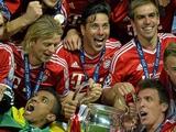 Победителем Лиги чемпионов стала «Бавария»