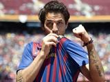 Сеск Фабрегас: «Готов дать руку на отсечение, что Месси получит «Золотой мяч»