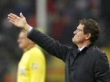 Фабио Капелло: «Аллегри — замечательный тренер»