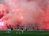 На матче «Панатинаикоса» в Афинах произошли беспорядки