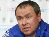 Геннадий Литовченко: «Динамо» выглядит фаворитом в матче с «Металлистом»