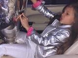 Павелко отдал Кубок Лиги чемпионов своей дочери (ФОТО)