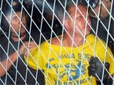 Украинцев на трибунах в Загребе полицейские били ногами