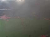 Болельщики «Кельна» устроили беспорядки после матча с «Баварией»
