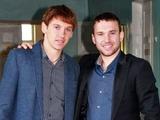Гармаш и Богданов стали магистрами