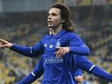 Николай Шапаренко — лучший молодой футболист Украины в октябре