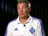 Олег Блохин: «Олег Гусев подтвердил, что является профессионалом»