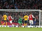 «Арсенал» — «Атлетико» — 1:1. Пять итогов матча