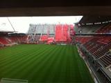В Голландии обрушилась крыша стадиона «Твенте» (ФОТО)