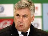 Анчелотти будет ждать решения руководства клуба