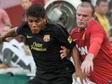 «Манчестер Юнайтед» обыграл «Барселону»