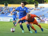 Болельщики назвали Николая Шапаренко игроком матча «Динамо» — «Мариуполь»