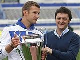 Football Impact CUP: почти, как Кубок чемпионов (ФОТО)