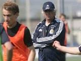 Дубль «Динамо» провел первую тренировку в новом году