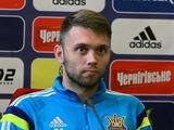 Александр КАРАВАЕВ: «Лучше сыграть два раза в неделю, чем тренироваться шесть раз»